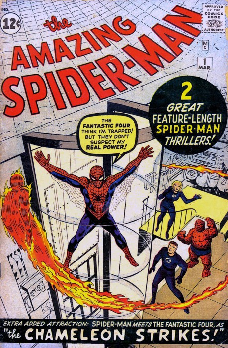 Amazing Spider Man #1